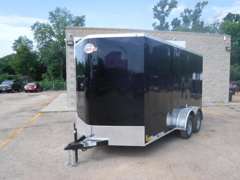 2019 Cargo Mate 7 x 14 E-Series TA Enclosed Cargo Trailer