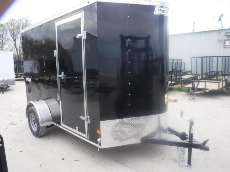 2019 Haulmark 6 X 12 Transport Enclosed Cargo Trailer