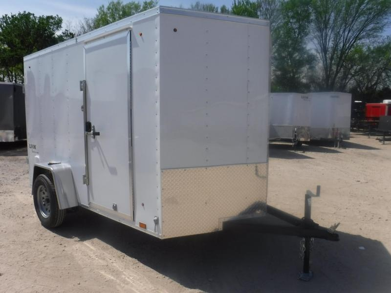2019 Look Trailers 6 X 10 Element Enclosed Cargo Trailer
