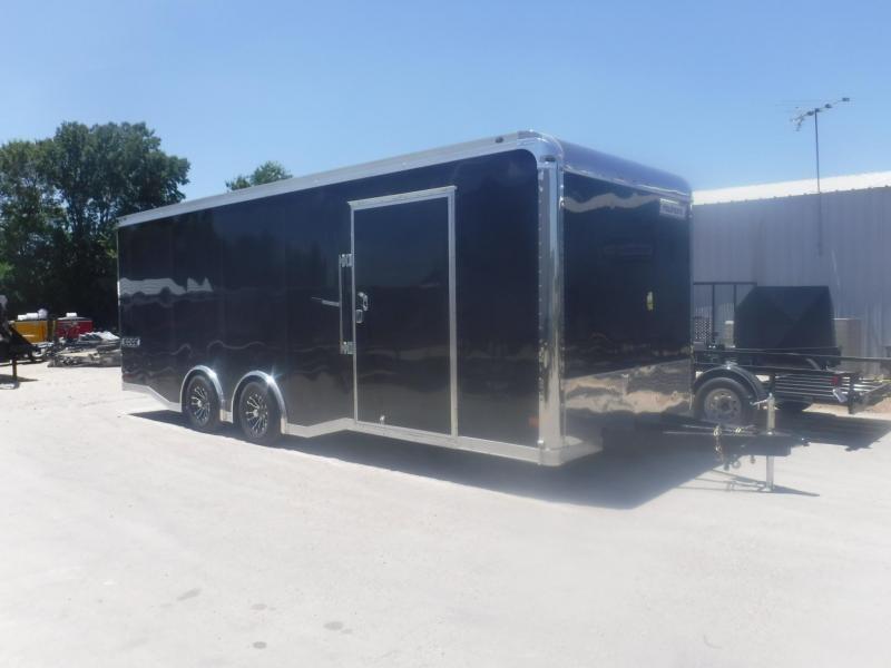 2019 Haulmark 8.5x24 Edge Heat Car / Racing Trailer