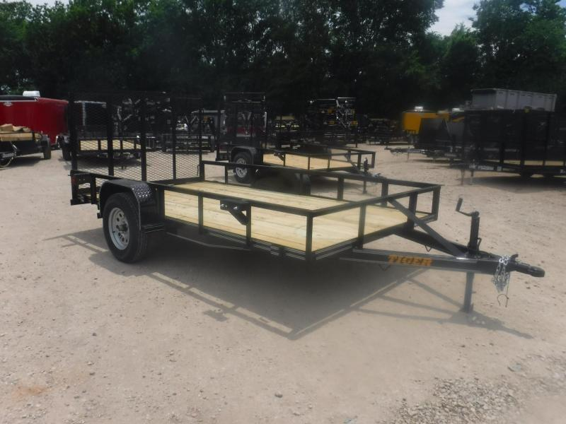 2019 Tiger 77 x 10 Econo Series Utility Trailer