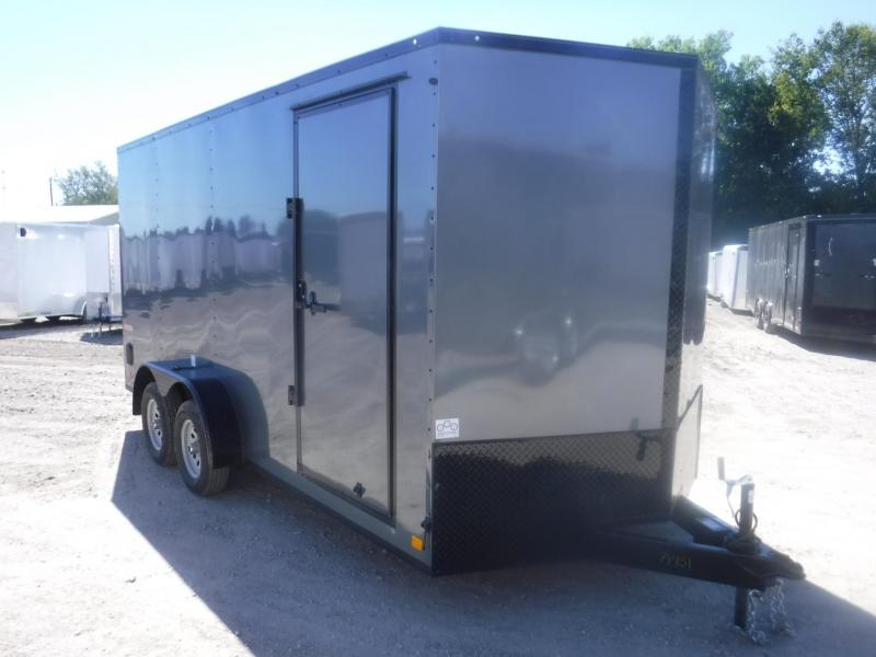 2018 Cargo Mate 7x16 E-Series Enclosed Cargo Trailer