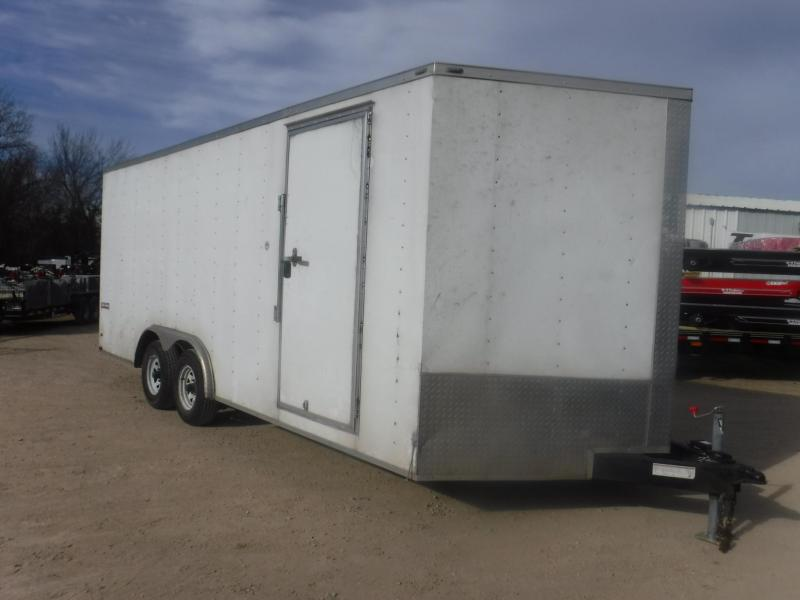 2016 Lark 8.5 x 20 Enclosed Cargo Trailer