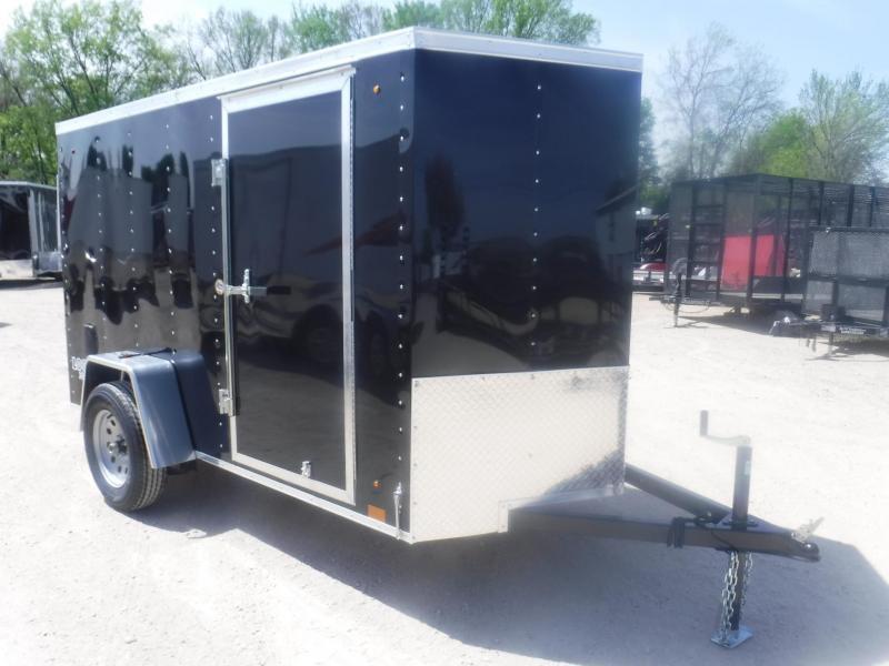 2019 Look Trailers 5 X 10 Element Enclosed Cargo Trailer