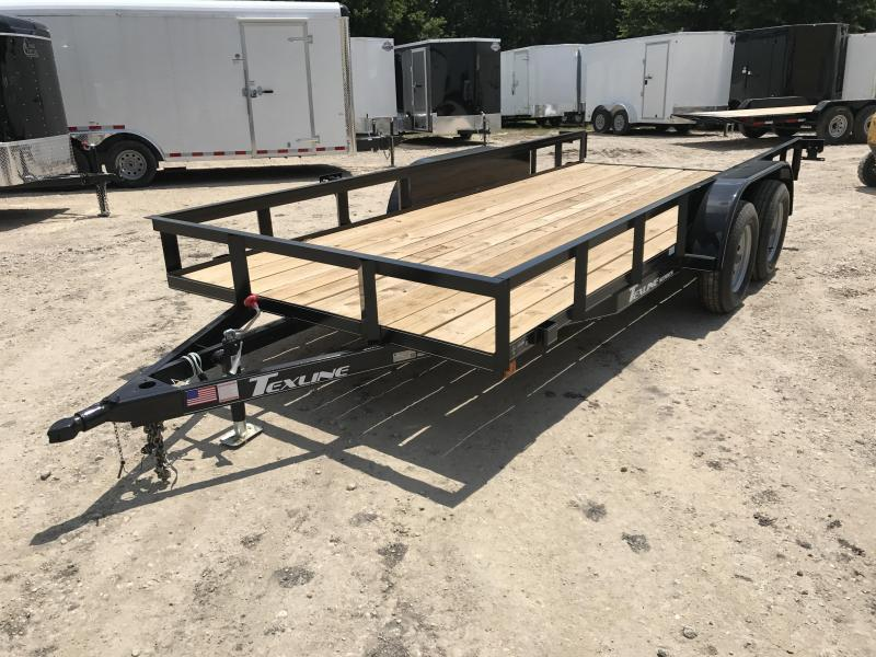 2018 TexLine 77 x 16 Utility Trailer
