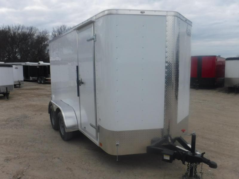 2019 Cargo Craft 6 x 12 Elite-V TA Enclosed Cargo Trailer