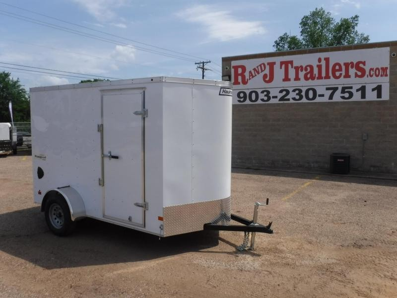 2019 Haulmark 6 x 10 Passport SA Enclosed Cargo Trailer