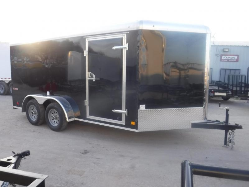 2019 Cargo Mate 7 x 14 Blazer Low Hauler Motorcycle Trailer