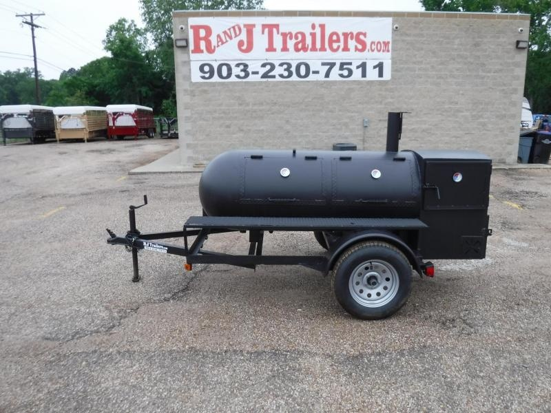 2019 Other 250 Gal. Smoker Vending / Concession Trailer