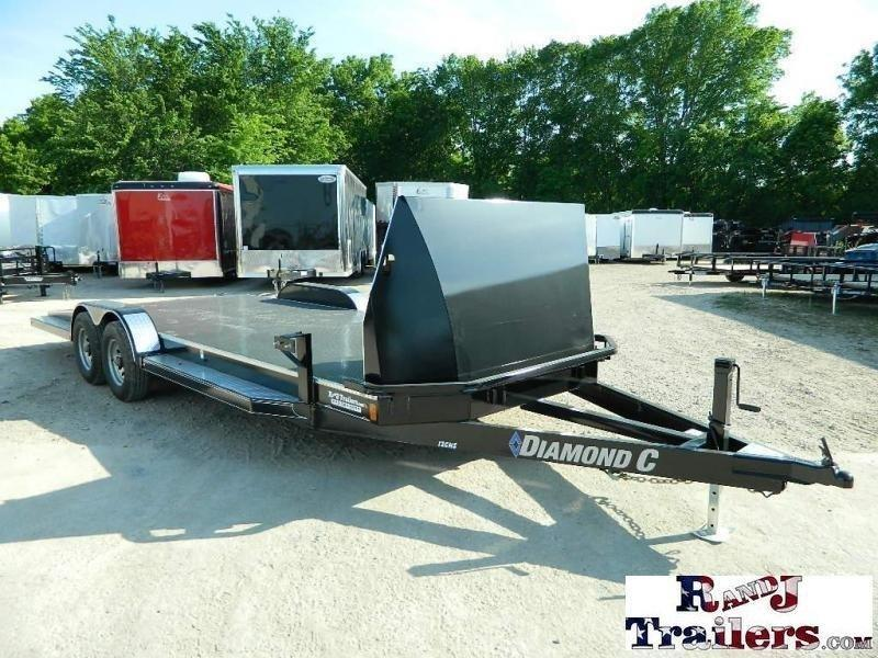 2019 Diamond C Trailers 83 x 22 12CHS Car / Racing Trailer