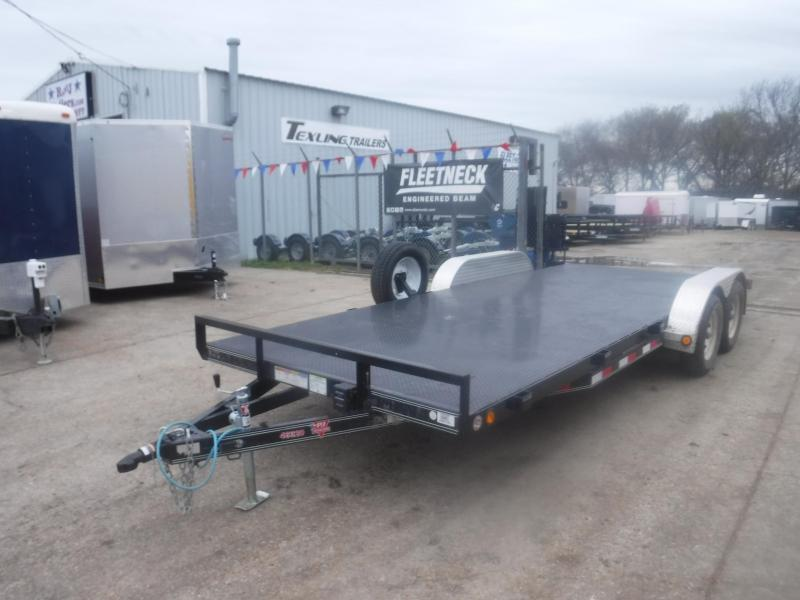 USED 83 x 20 PJ Car Hauler
