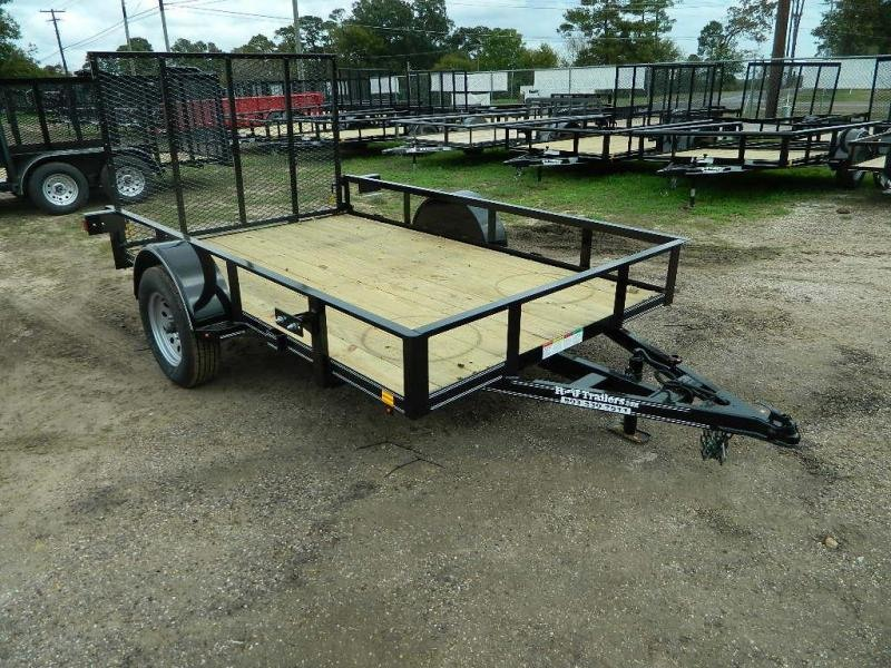 2018 Buck Dandy 6x10 Utility Trailer