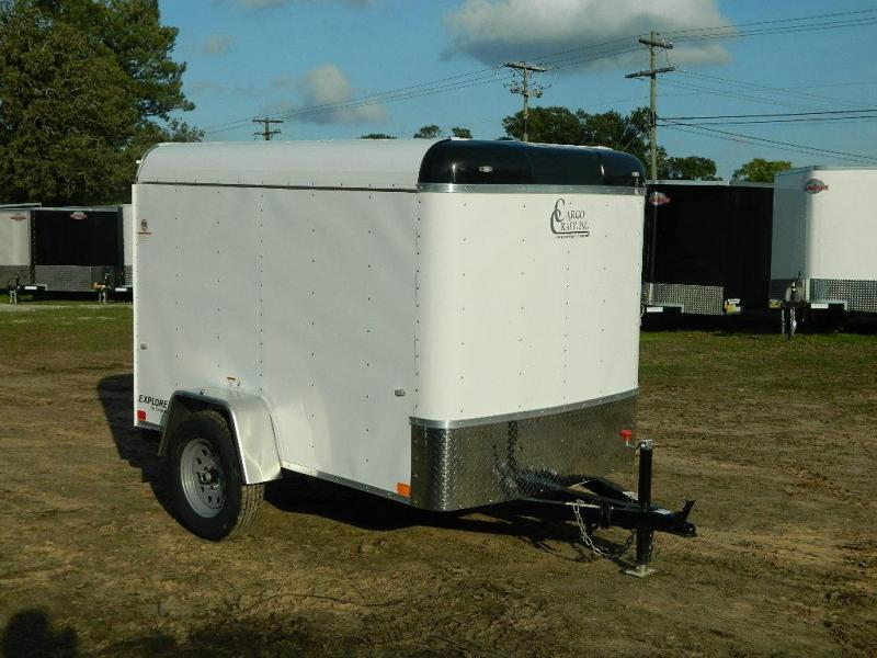 2017 Cargo Craft 5x8 Explorer Enclosed Cargo Trailer