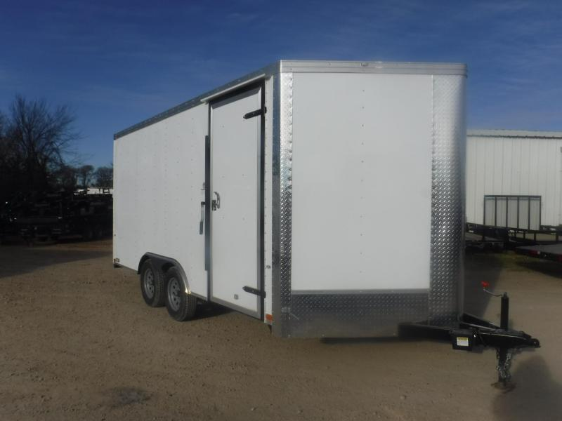 2019 Cargo Craft 8.5 x 16 Vector Enclosed Cargo Trailer