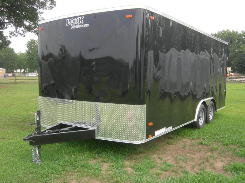 2019 Look Trailers St Auto Car / Racing Trailer