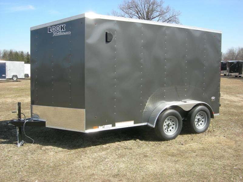 2020 Look Trailers STLC7x12TE2 Enclosed Cargo Trailer