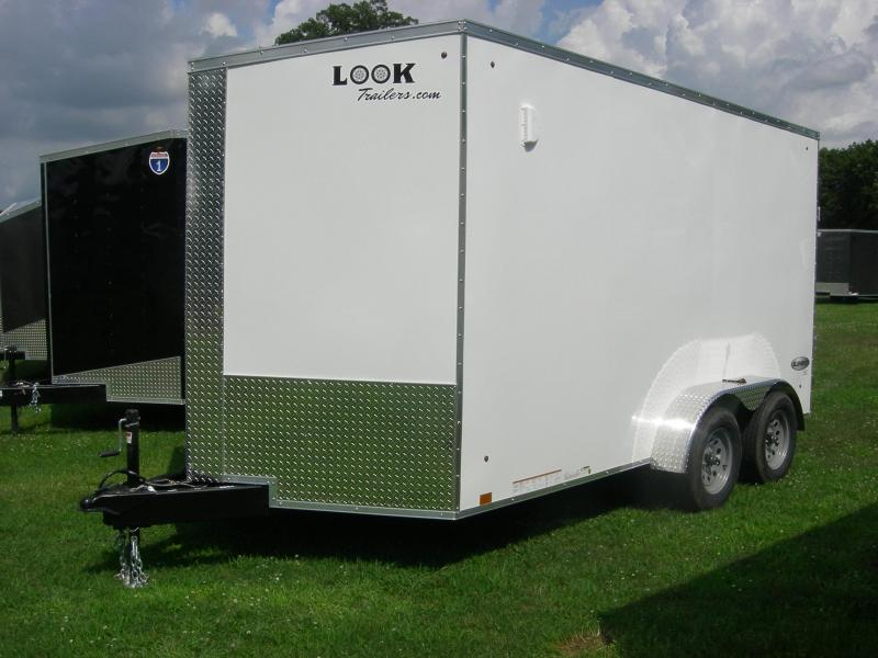 2020 Look Trailers EWLC7x14TE2 Enclosed Cargo Trailer