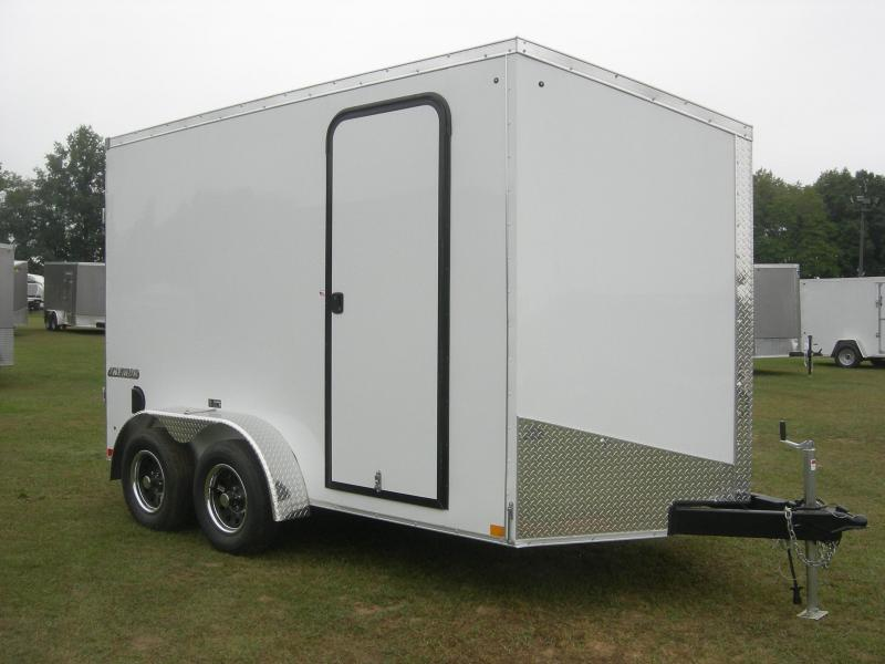 2019 Impact Trailers ITT712TA2 Enclosed Cargo Trailer