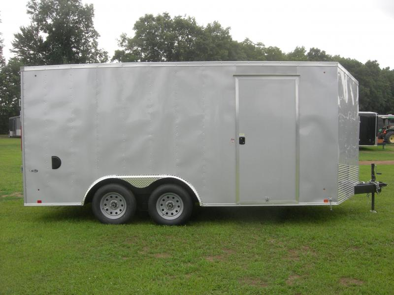 2019 Look ST 85 X 16  Trailer