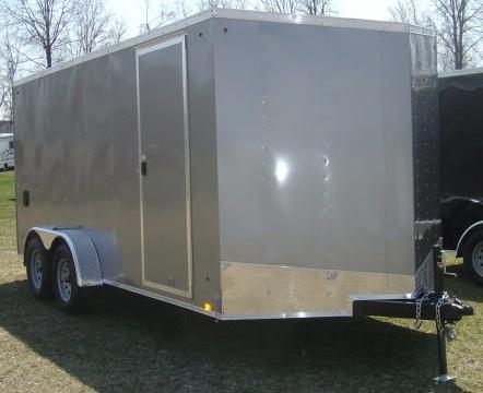 2018 Look ST 85 X 16  Trailer