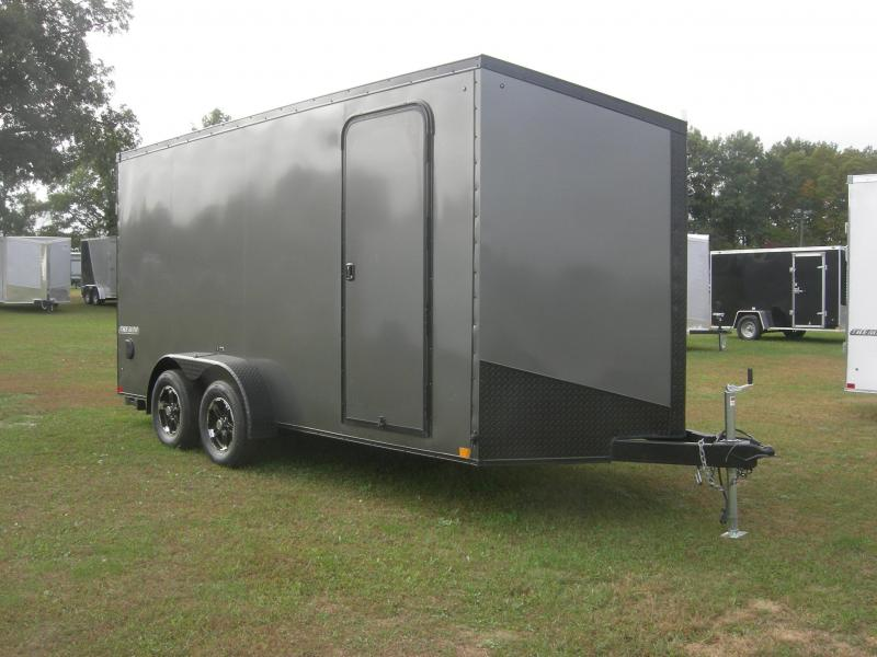 2019 Impact Trailers ITT716TA2 Enclosed Cargo Trailer