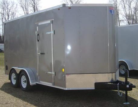 2018 Interstate SFC714TA2 Enclosed Cargo Trailer