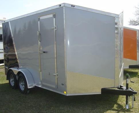 2018 Stealth Trailers S19TT714TA2 Enclosed Cargo Trailer