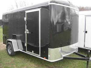 Look STRLC6X12SE Enclosed Cargo Trailer