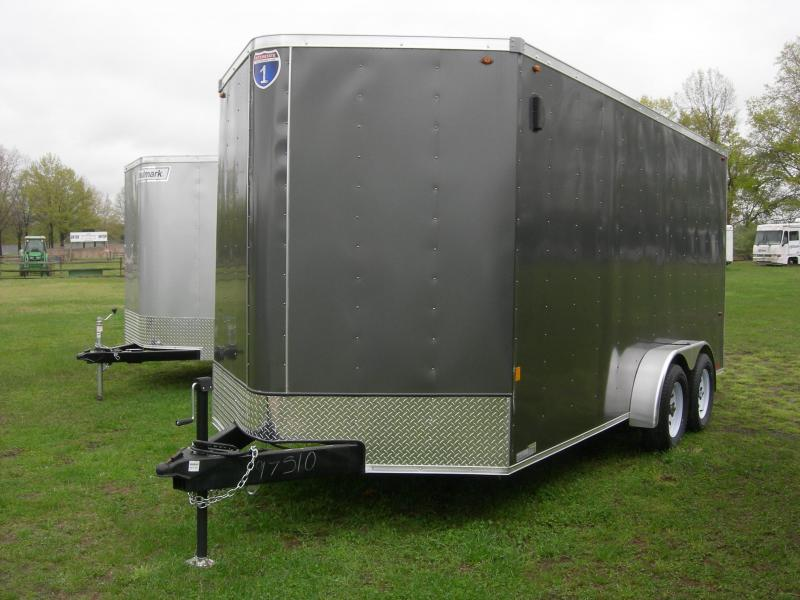 2019 Interstate SFC7x16TA2 Enclosed Cargo Trailer