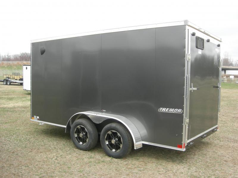 2020 Impact Trailers ITT714TA2 Enclosed Cargo Trailer