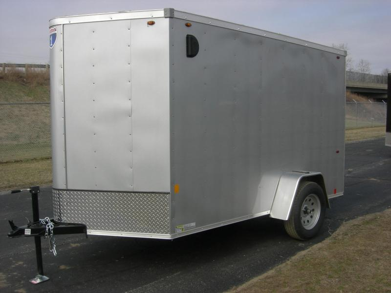 2019 Interstate SFC610SAFS Enclosed Cargo Trailer