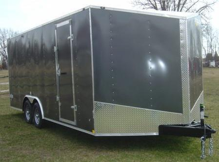 2018 Stealth S19MSE 85 x 20 Car  Trailer