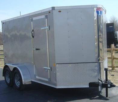 2018 Interstate IFC612TA2 Enclosed Cargo Trailer