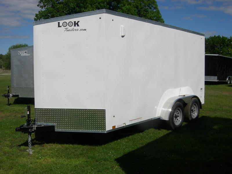 2020 Look Trailers STLC714TE2 Enclosed Cargo Trailer