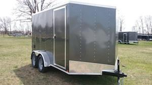 Look STCL8X16TE2 Enclosed Cargo Trailer