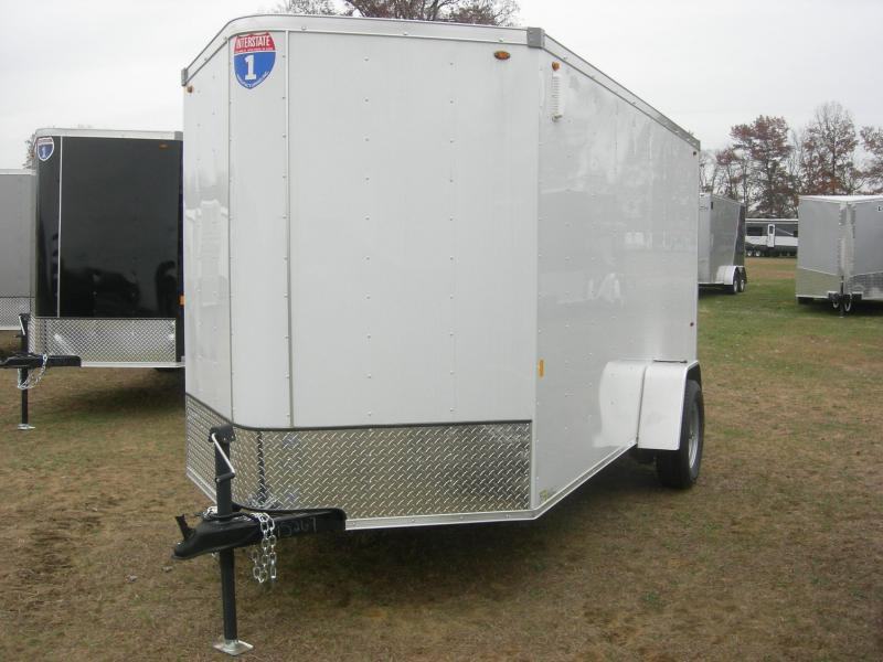 2018 Interstate SFC6X12SAFS Enclosed Cargo Trailer