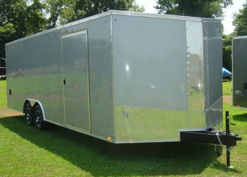 2019 Look Trailers EWLC85X24TE3 Car Trailer
