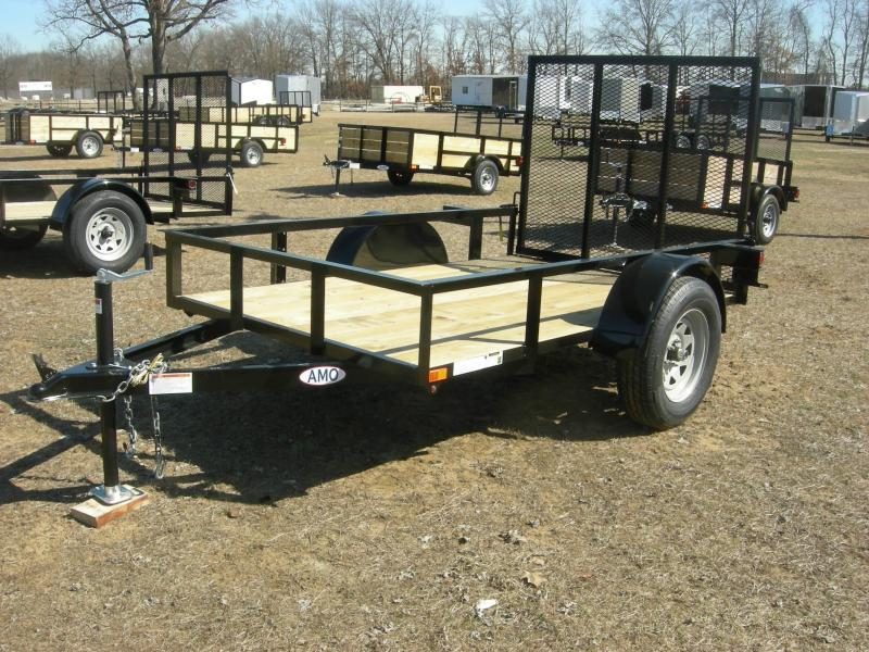 2019 American Trailers US081 Utility Trailer