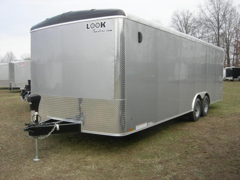 2020 Look Trailers ERLC85x24TE3 Car / Racing Trailer