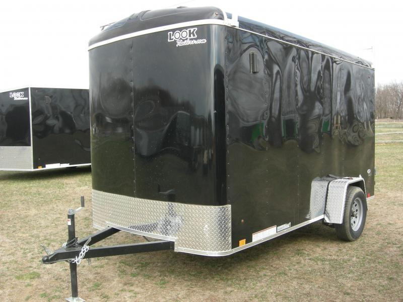 2020 Look Trailers STRL6x12SI2 Enclosed Cargo Trailer