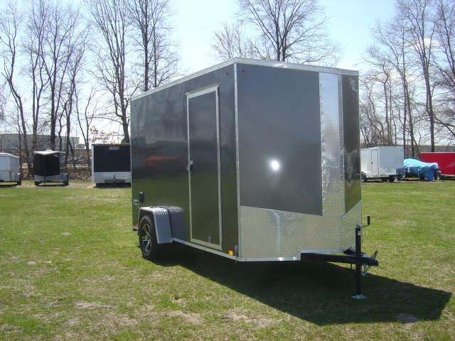 2018 Look EWL6X12 Enclosed Cargo Trailer