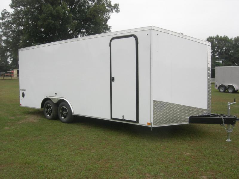2019 Impact Trailers IT8.520TA2 Car / Racing Trailer