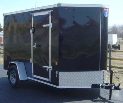 2018 Interstate SFC610SAFS Enclosed Cargo Trailer