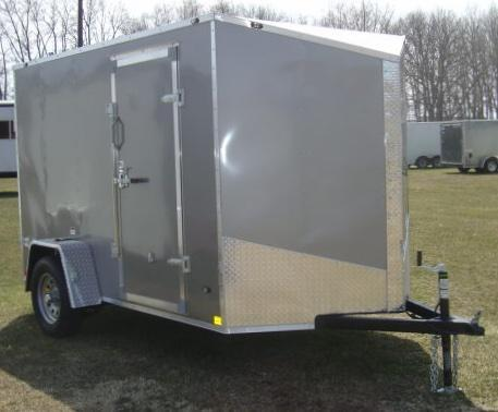 2018 Stealth S19MESE 6 x 10 Trailer