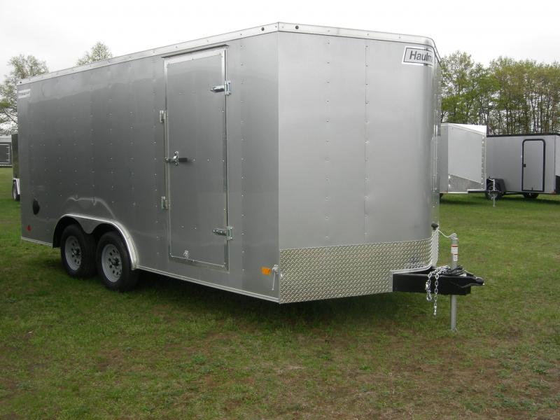 2019 Haulmark PP8516T2-D Enclosed Cargo Trailer