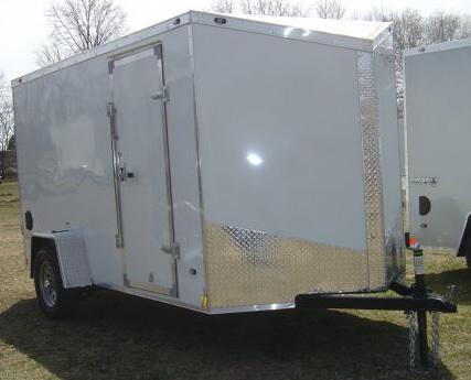 2018 Stealth Trailers S19TT612SA Enclosed Cargo Trailer