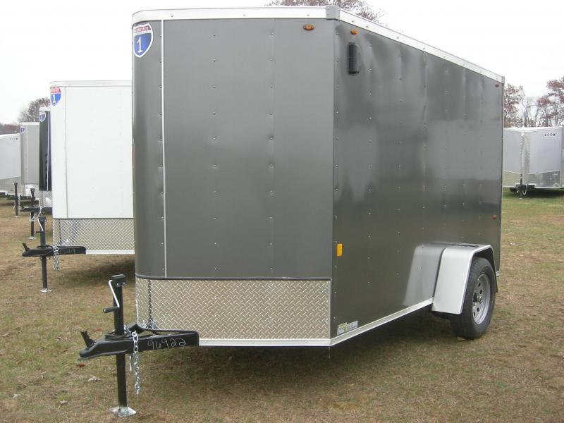 2019 Interstate SFC6X10 Utility Trailer
