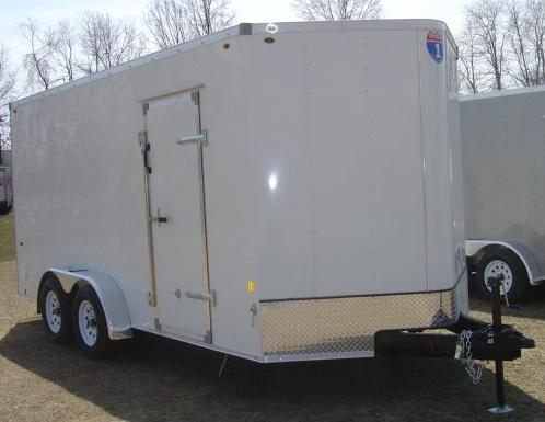 2018 Interstate SFC716TA2 Enclosed Cargo Trailer