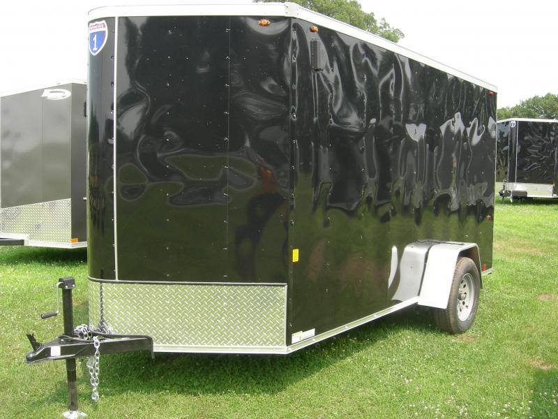 2020 Interstate SFC6x12SI2 Enclosed Cargo Trailer