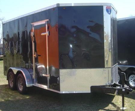 2018 Interstate IFC714TA2 Enclosed Cargo Trailer